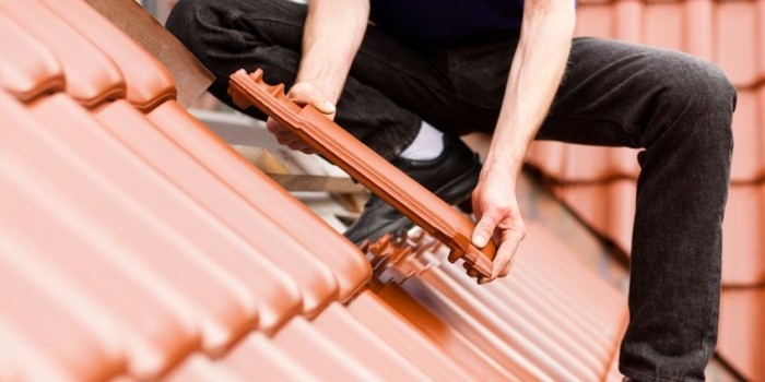 Roofing Project in Castle Grove